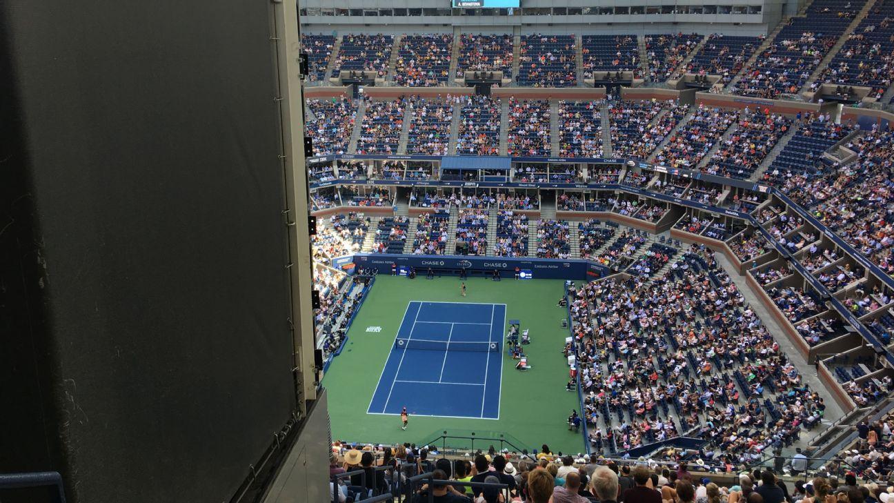 The Best Seat at Indian Wells Tennis Garden | Vanity Fair