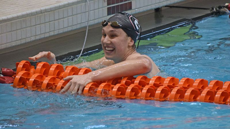 UGA's Chantal Van Landeghem named NCAA WOY finalist