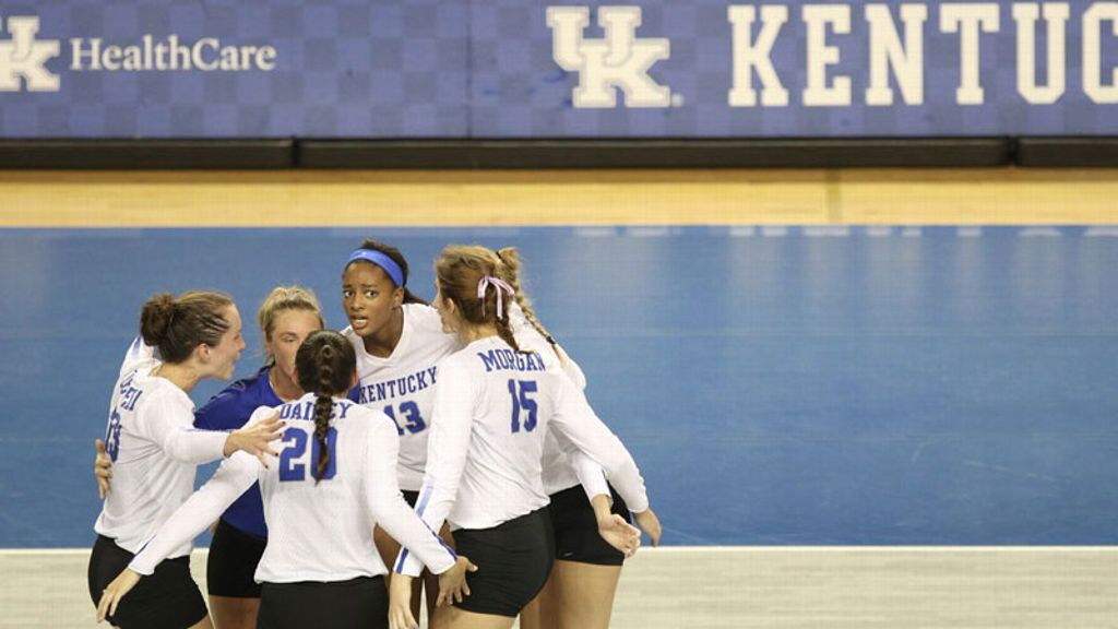 No. 13 UK makes history in 3-1 win over Marquette
