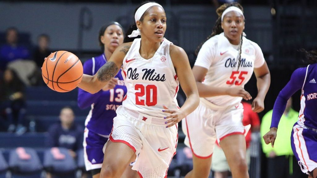 Muhammad's career night leads Ole Miss to victory