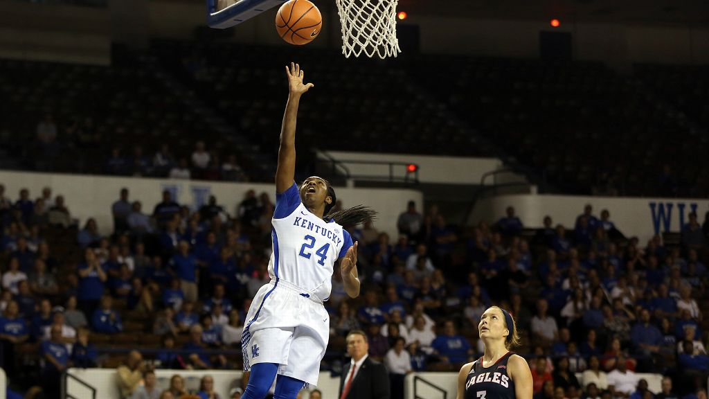 No. 25 Kentucky picks up road win at Montana