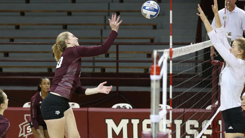 Texas A&M takes down MSU 3-1
