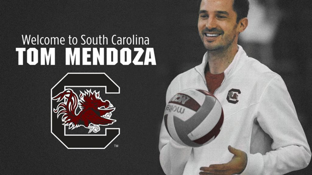 Tom Mendoza named as new head volleyball coach
