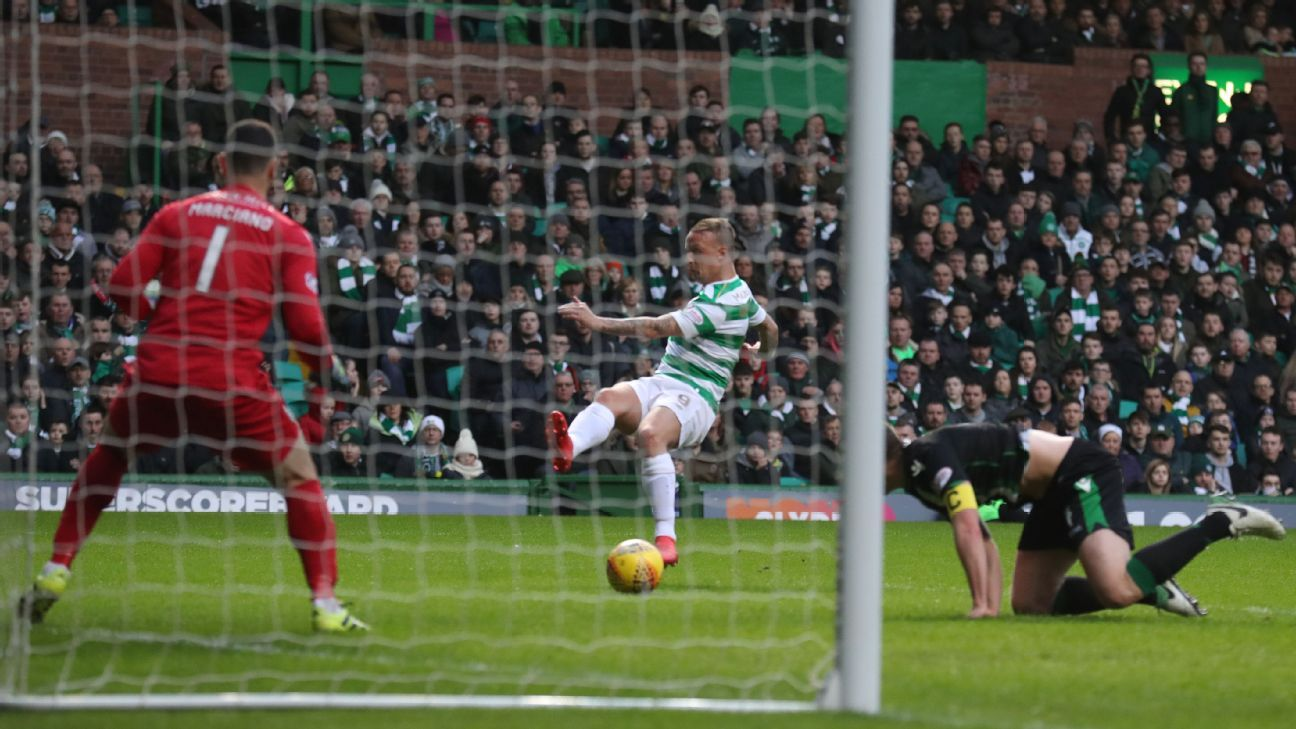 Slick Celtic get revenge for Hearts defeat as they stretch lead