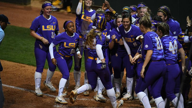 BYU vs. No. 11 LSU (Softball)