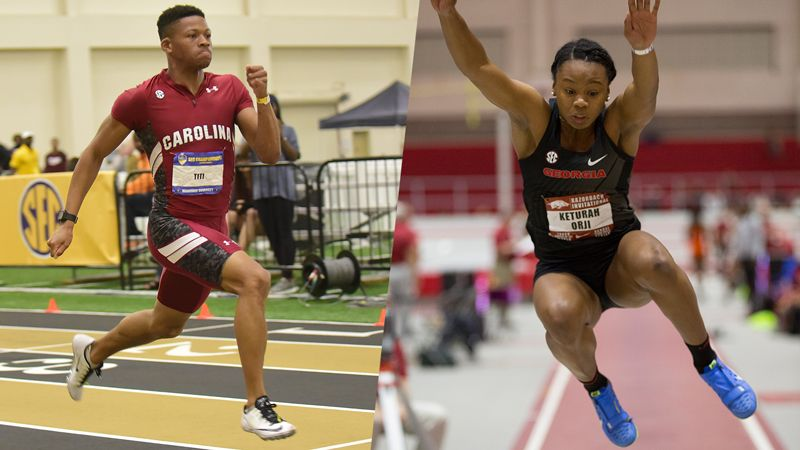 Indoor T&F Scholar-Athletes of the Year announced