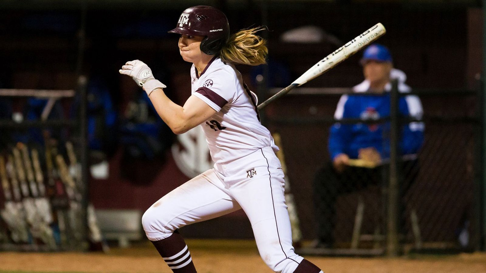 Hudek's long ball lifts No. 9 Aggies past No. 25 Irish