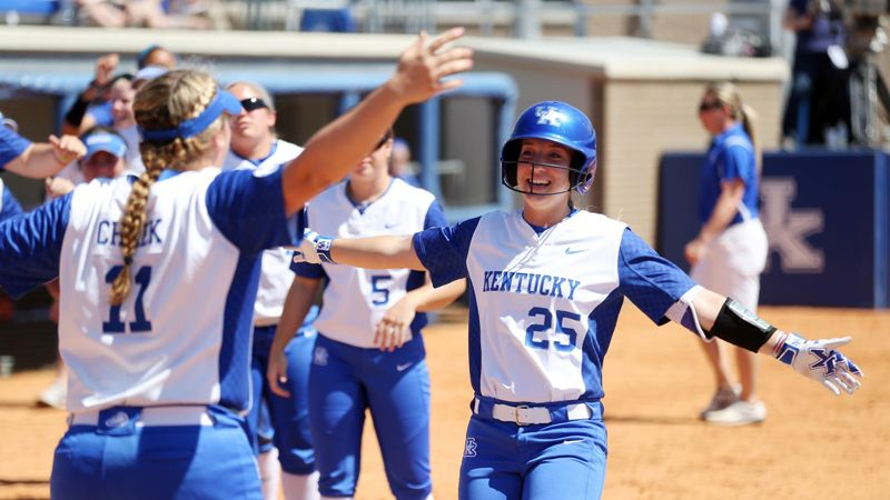 No. 24 Kentucky knocks off Purdue 5-3