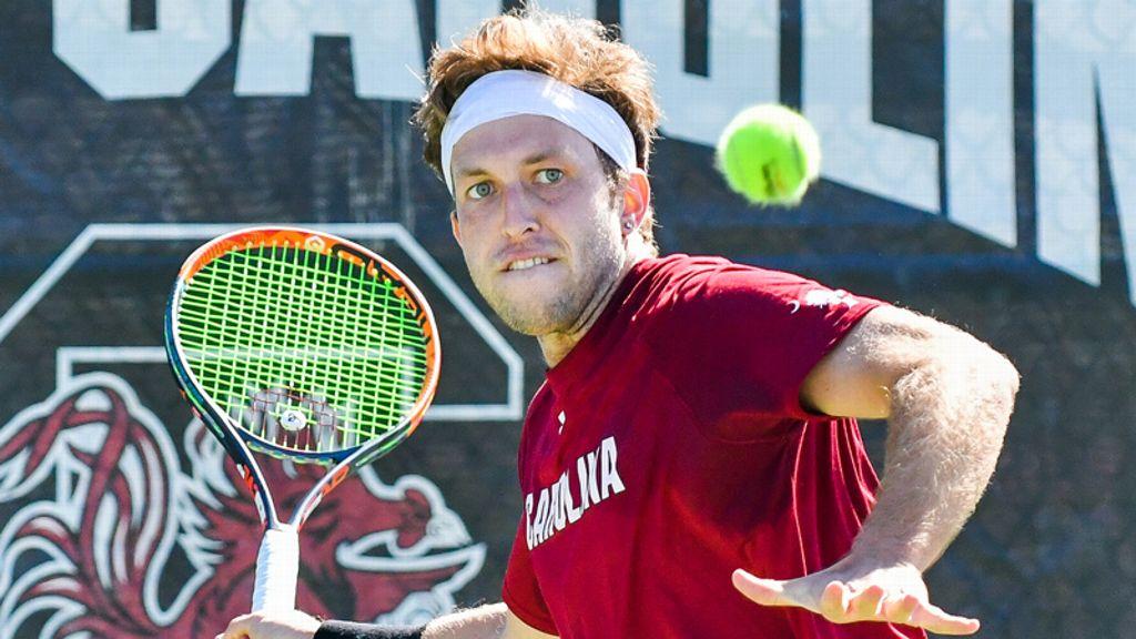 Week 6: Men's Tennis Weekly Honors