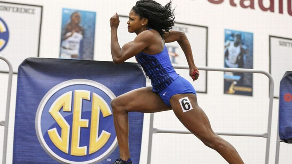 SEC among leaders at NCAA Track and Field Championships