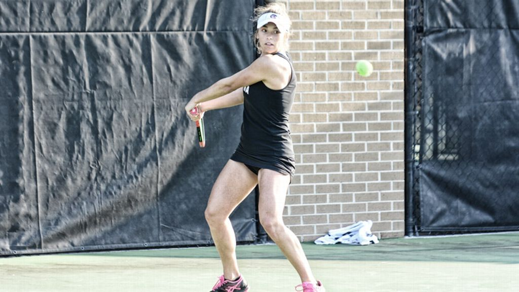 Week 7: Women's Tennis Weekly Honors