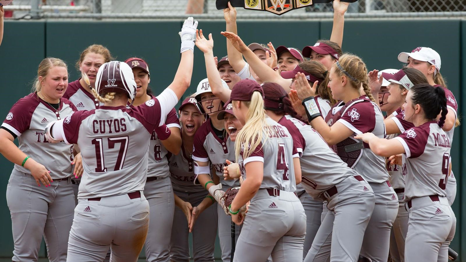 Texas A&M sweeps final day of Reveille Classic