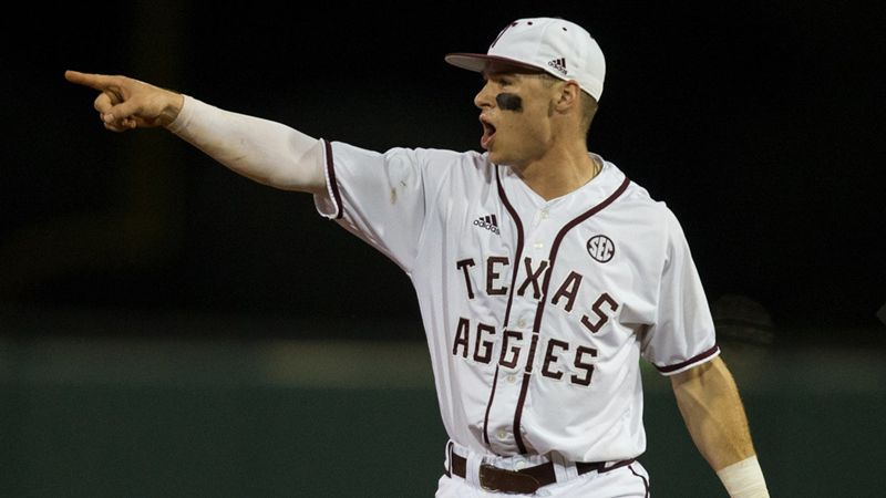 No. 12 Texas A&M rolls past Rice 13-4