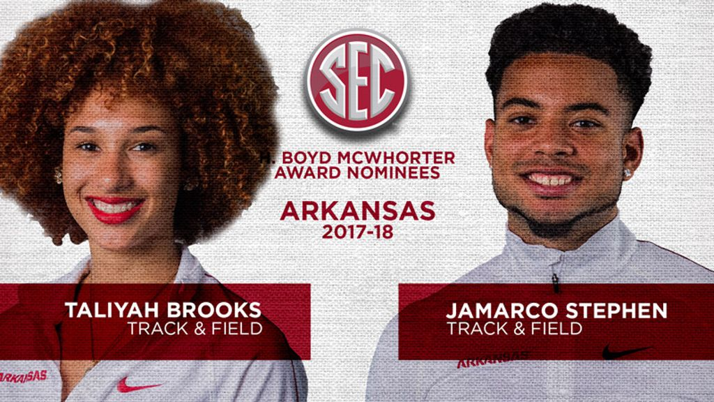 Arkansas nominees for McWhorter Award announced