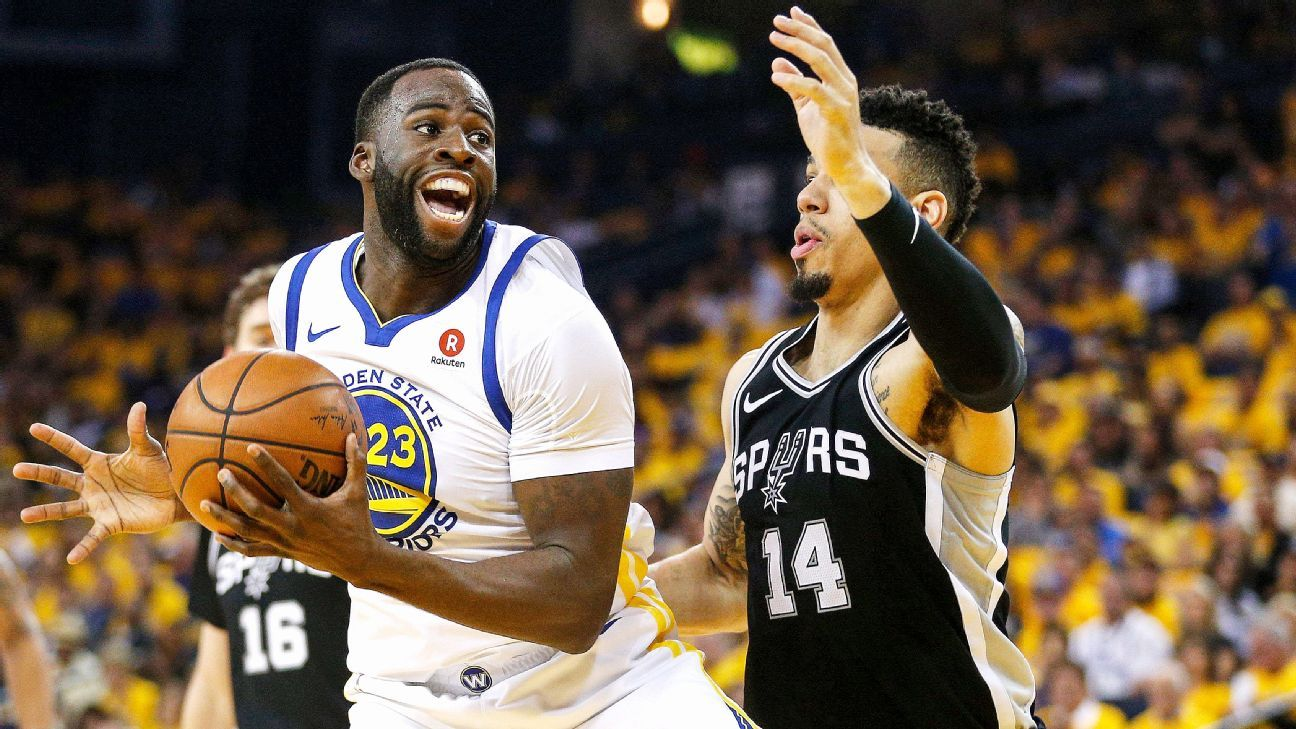 Draymond: People forgot what we're capable of