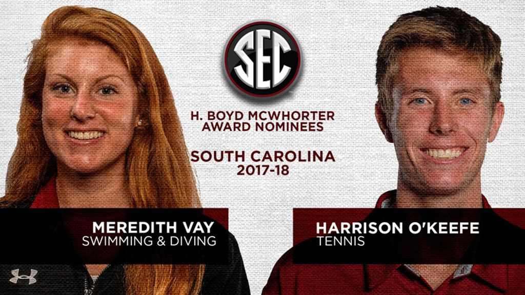 South Carolina nominees for McWhorter Award announced