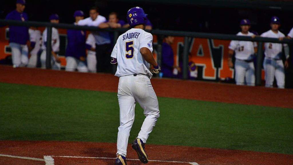 LSU falls to Oregon State 14-1