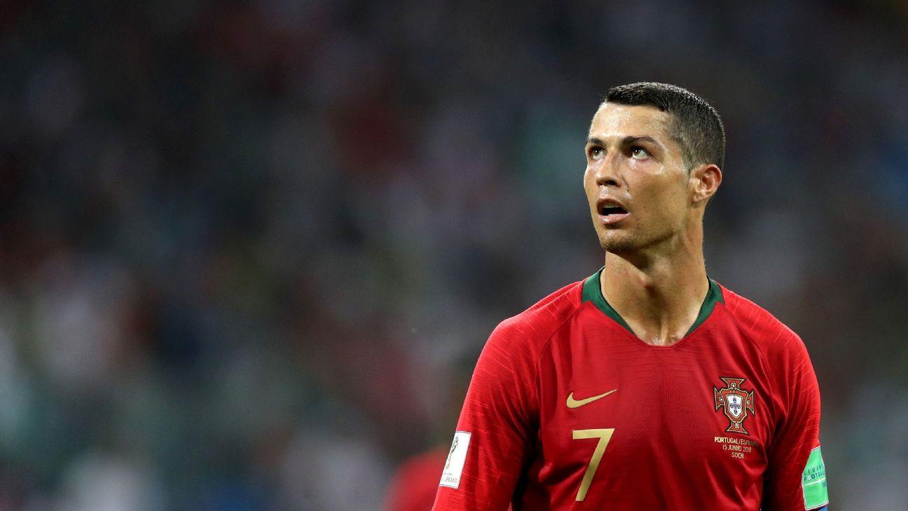 288686fe5 Cristiano Ronaldo s GOAT claim caps World Cup classic