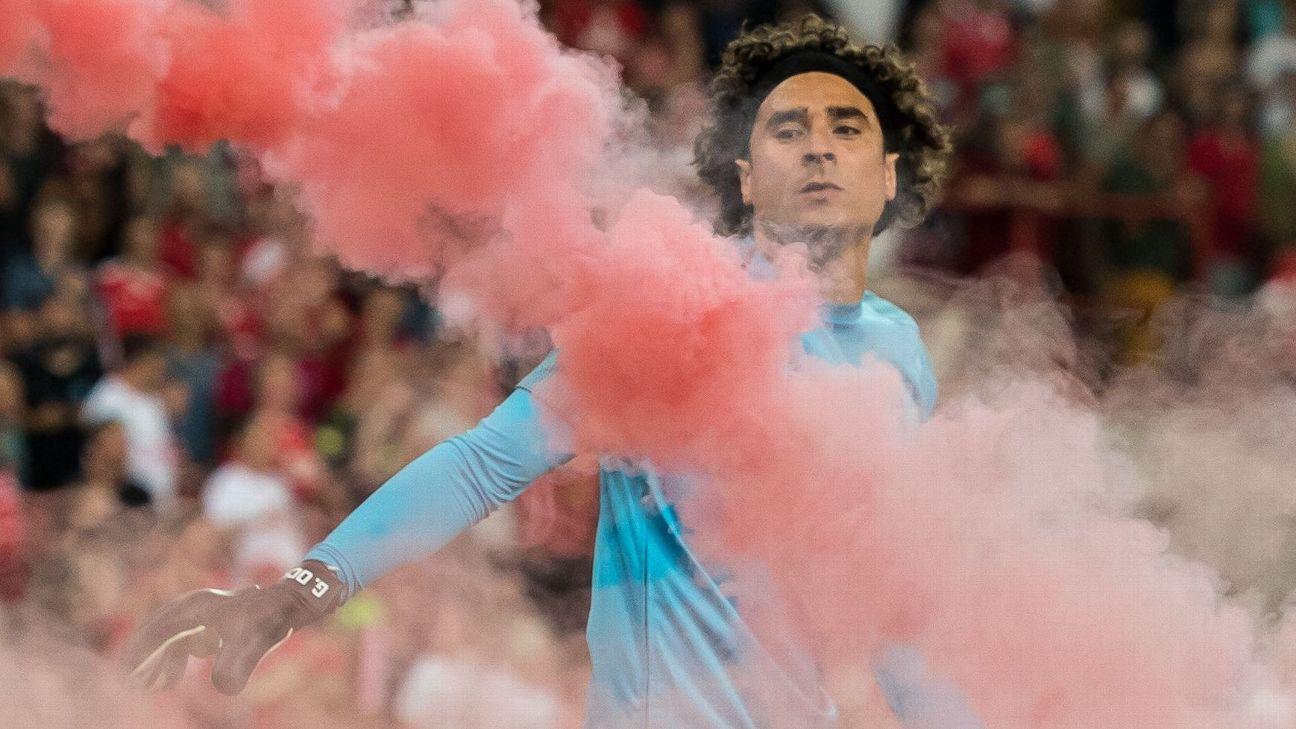 For Ochoa technician, a joke that Napoli wants Memo on loan