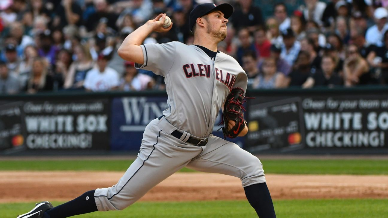 Trevor Bauer suffers minor stress fracture and goes on injured list