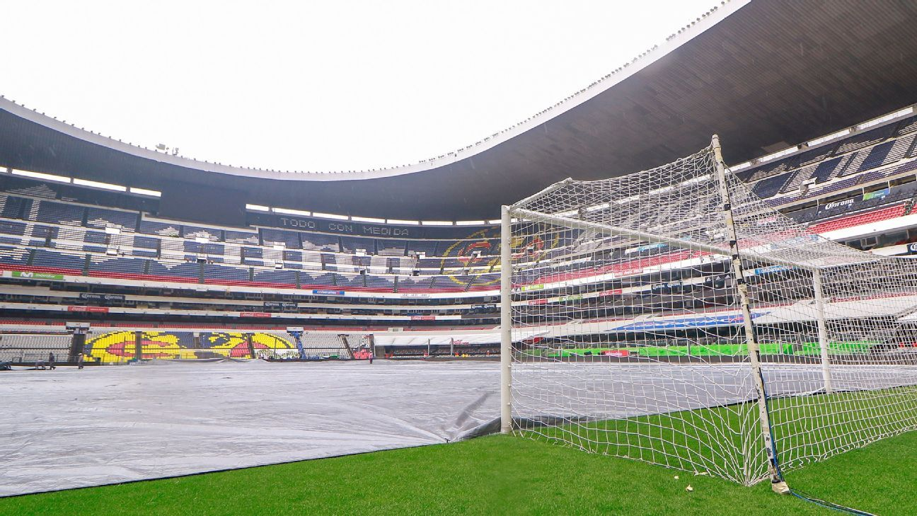 FIFA specialist points out ignorance in Azteca turf installation