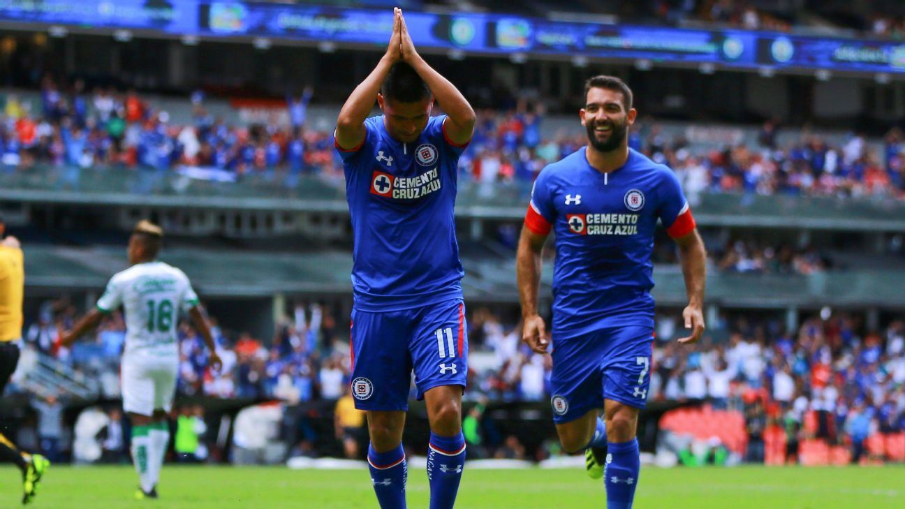 Cruz Azul keeps the undefeated in the tournament and unbeaten record at home