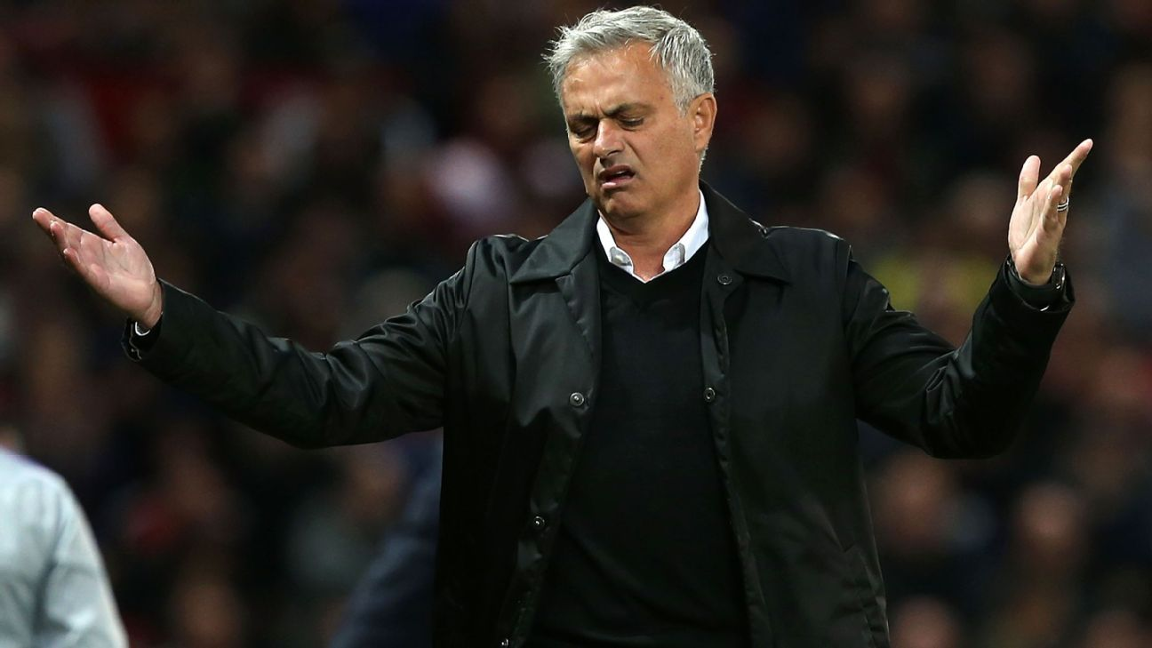 Mourinho wants respect  He should practise what he preaches. Jose Mourinho  is struggling at Manchester United ... 720982da3309