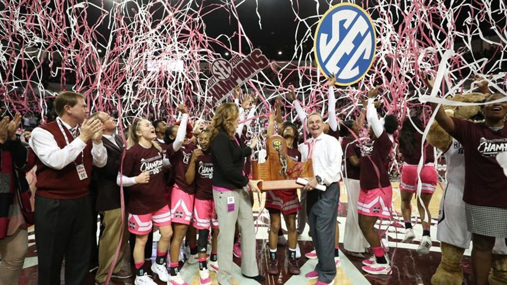 Coaches tab Mississippi State as 2019 SEC Champion
