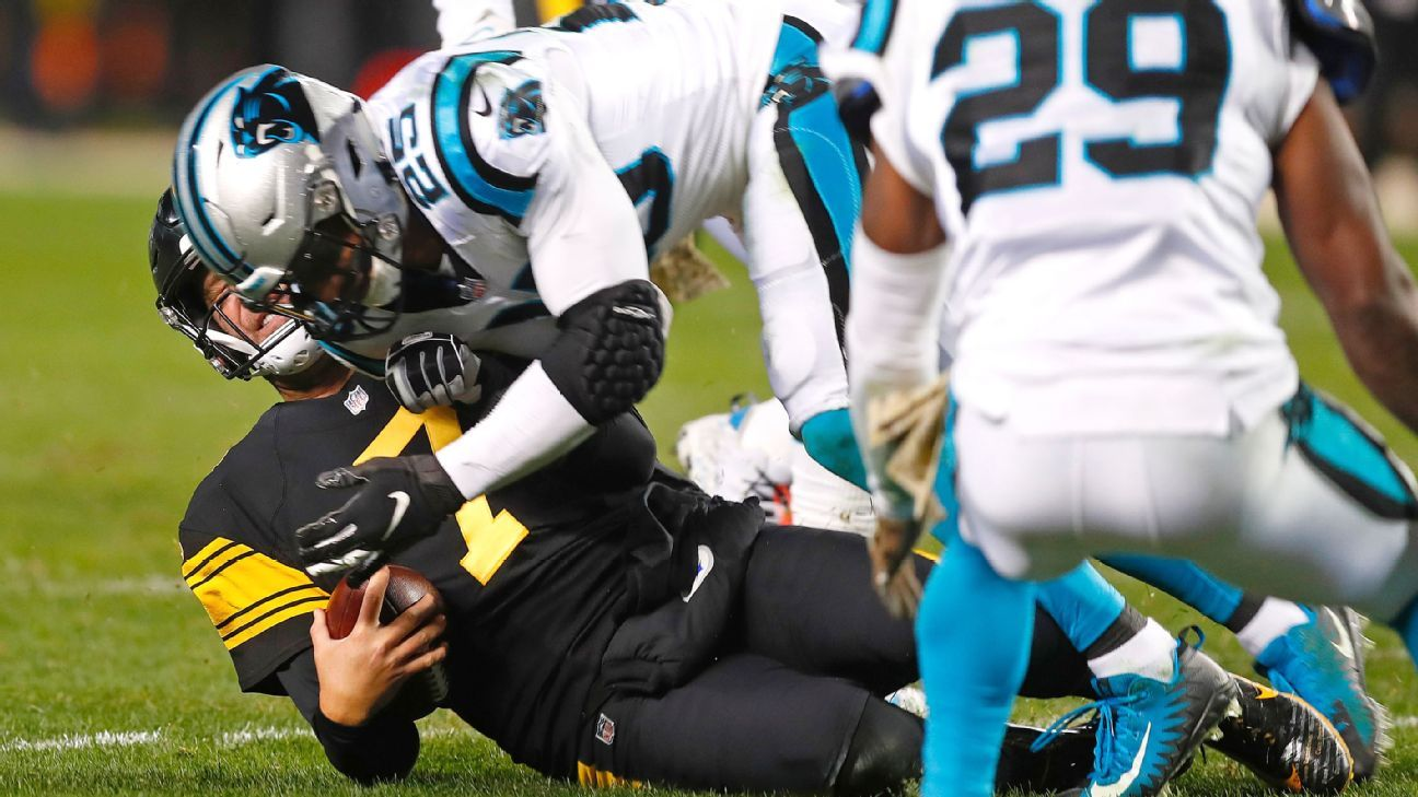 Panthers coach Ron Rivera asked NFL about Eric Reid's ejection