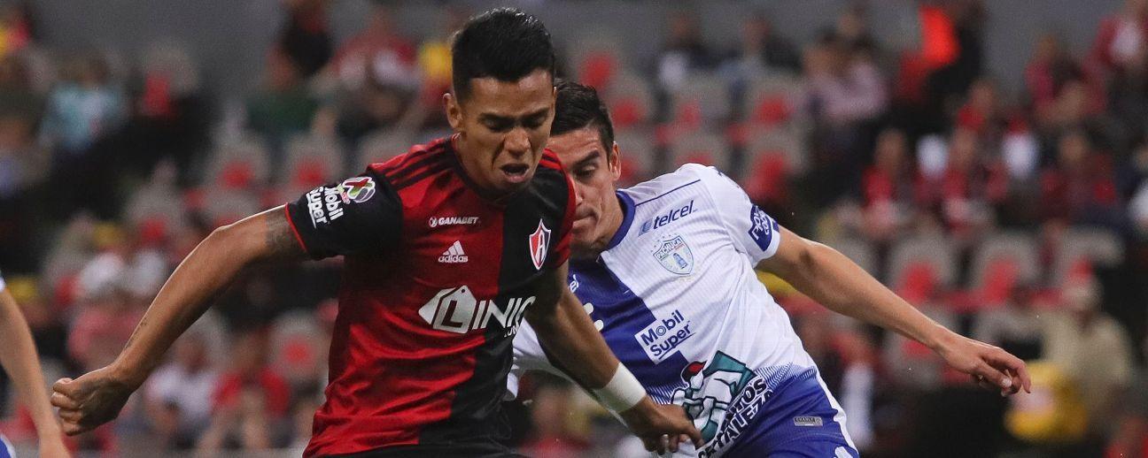 Atlas vs. Pachuca - Informe del partido - 9 de noviembre de 2018