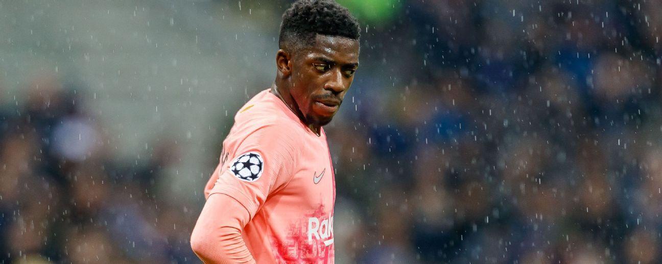 In Barcelona, patience ends with Dembélé