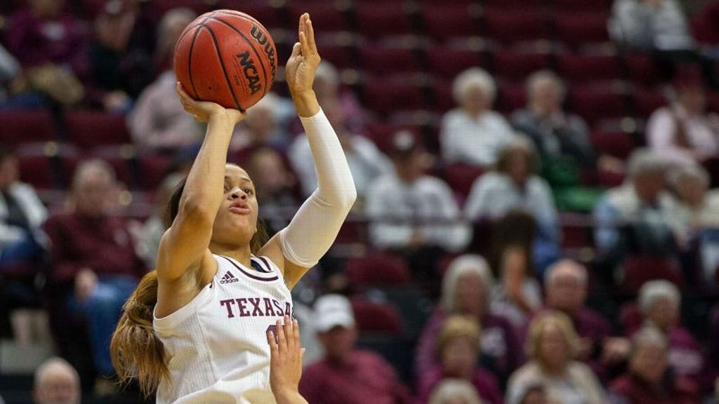 No. 20 Aggies run past Red Wolves