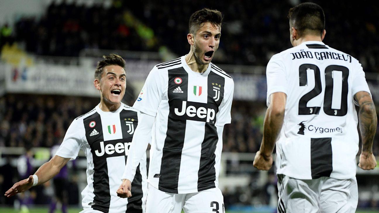 fiorentina vs juventus football match report december