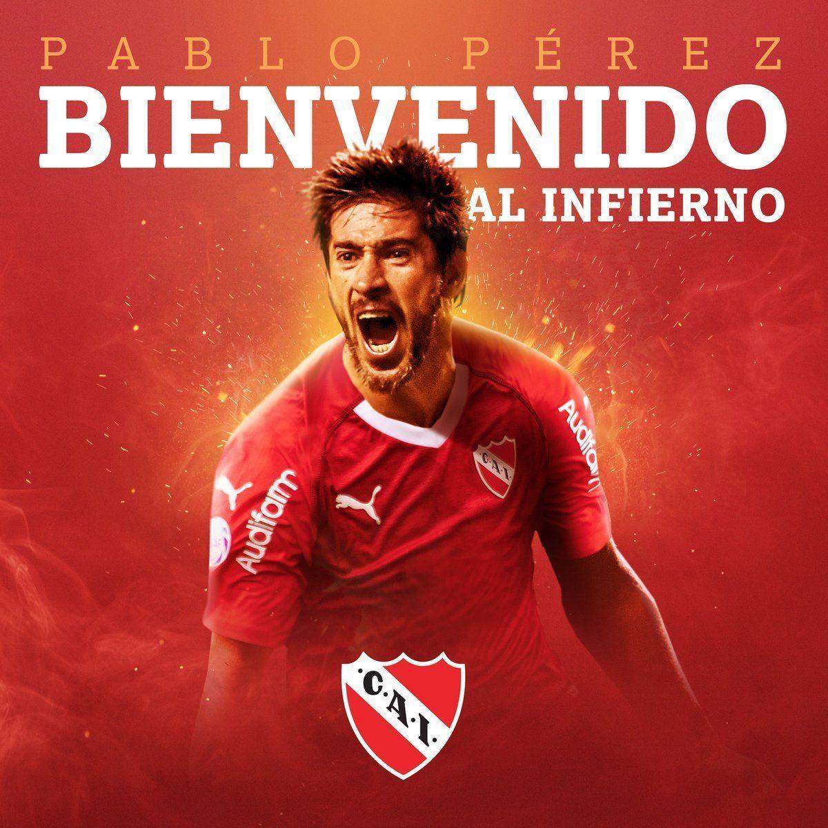 Pablo Pérez (Independiente)