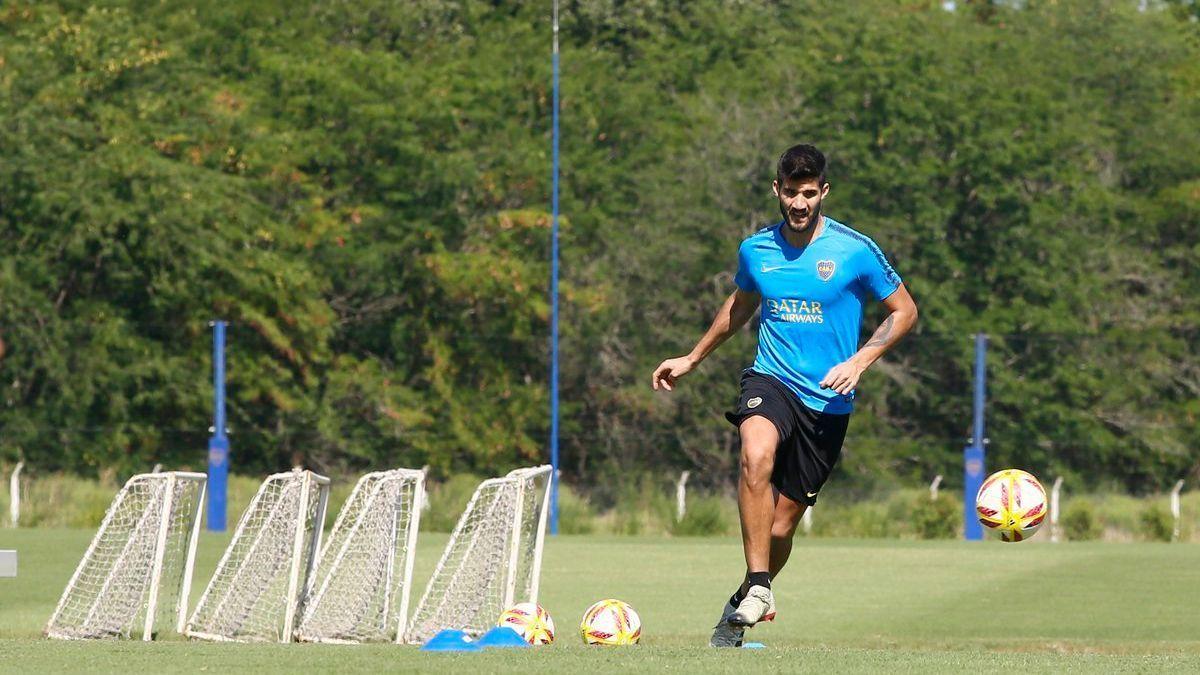 Lisando López (Boca Juniors)