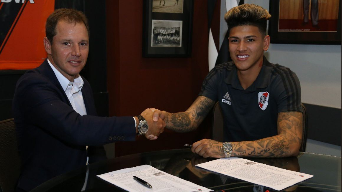 Jorge Carrascal (River Plate)