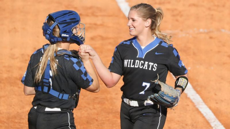No. 21 Kentucky puts exclamation point on win