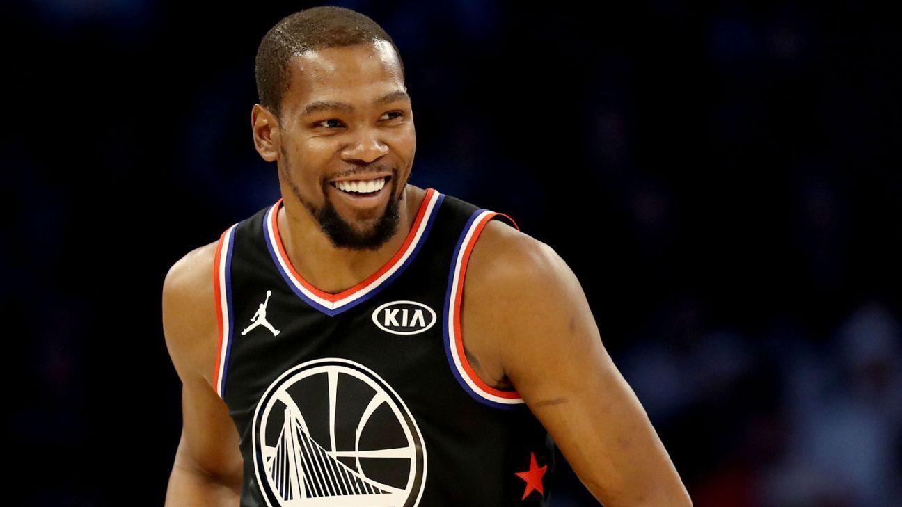 Durant: NBA won't fulfill me, prove who I am