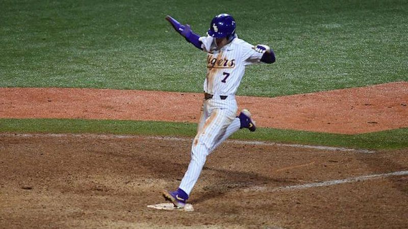 No. 1 LSU rallies past SE Louisiana