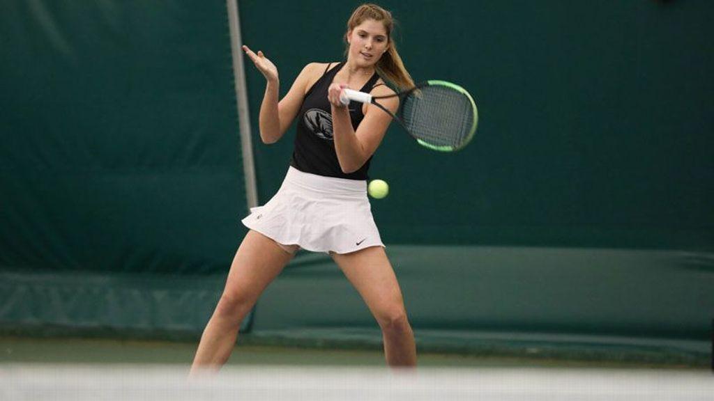 Week 4: Women's Tennis Weekly Honors