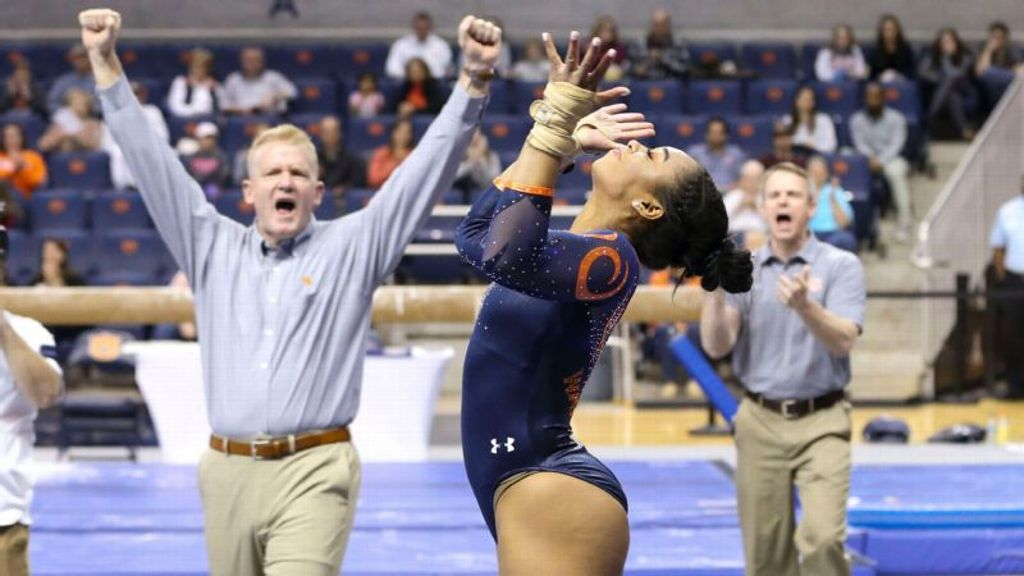 No. 12 Auburn closes regular season with win