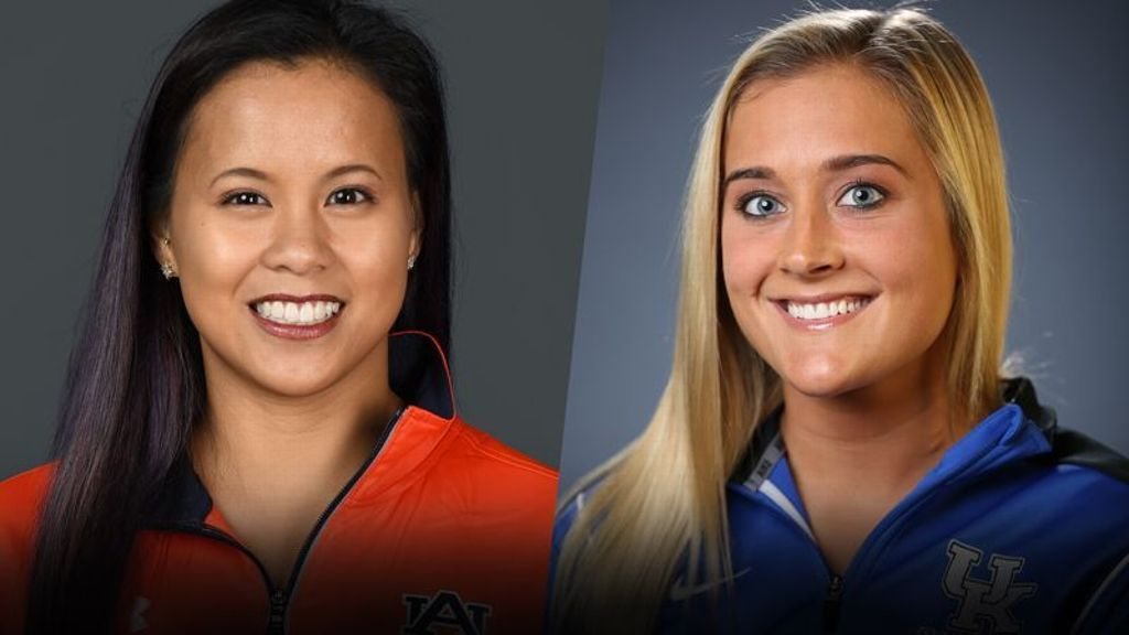 Cerio and Hyland named SEC Scholar-Athletes of the Year