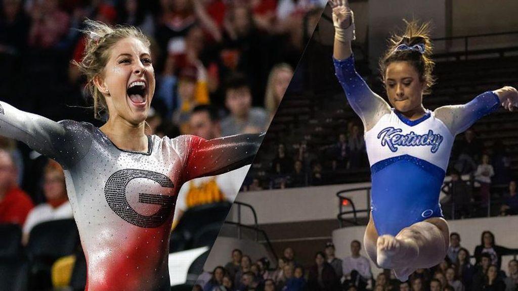Georgia, Kentucky advance to Regional Final
