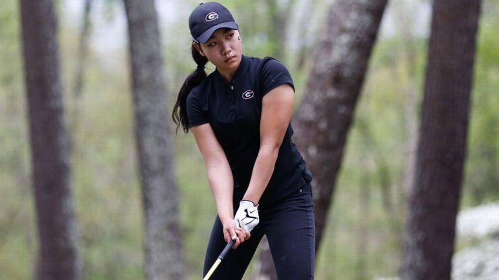 SEC Women's Golfers of the Week