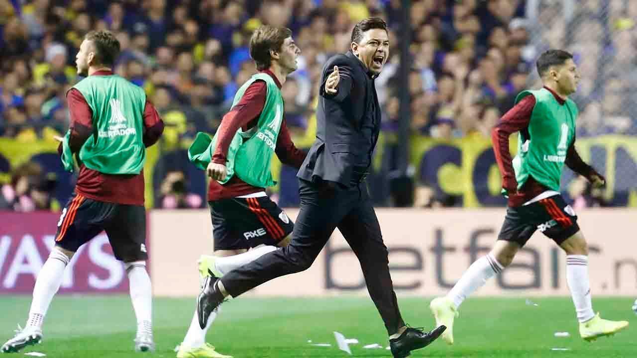 Boca Juniors vs. River Plate