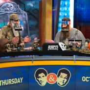 Mike & Mike Halloween