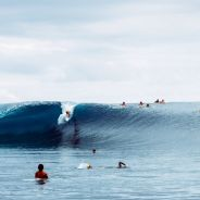 Teahupoo's Lighter Side
