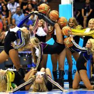 FIBA World basketball championships cheerleaders