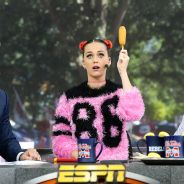 Chris Fowler, Katy Perry, Lee Corso