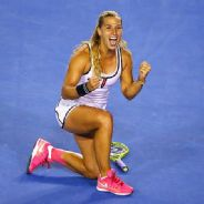 Pic Of The Day: Dominika Cibulkova on Day 8